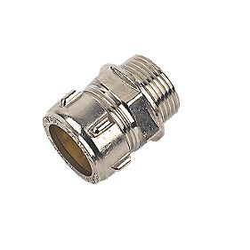 Conex Male Coupler 302 22mm x ¾""
