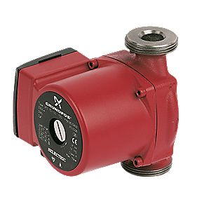 Grundfos UPS15 - 50 5 metre Circulating Pump