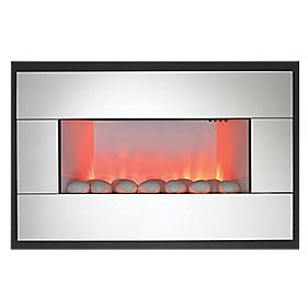 Focal Point Kavachi Contemporary Electric Fire