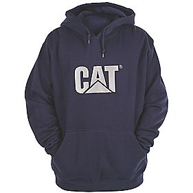 CAT CW10646 Trademark Sweatshirt Navy S