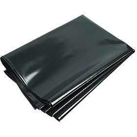 DMP Damp-Proof Membrane Black 1000ga 3 x 4m