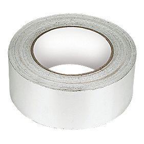 Aluminium Foil Tape Silver 72mm x 45m