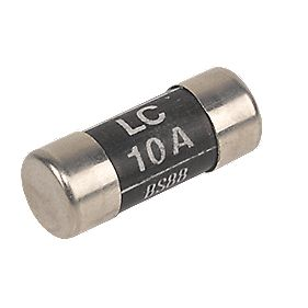 Wylex SFCFL10 10A Cartridge Fuse