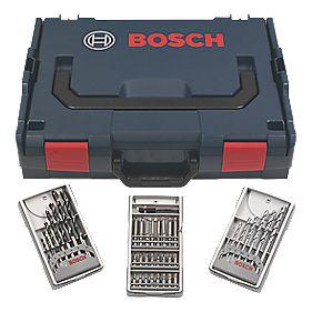 Bosch L-Boxx & X-Pro Sets 40Pcs
