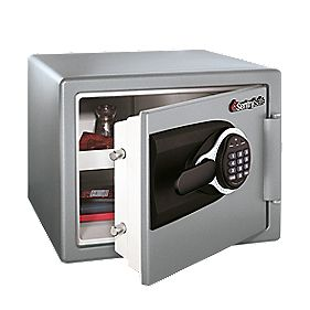 Sentry Safe 22.8Ltr Electronic Fire Safe Small 415 x 491 x 348mm