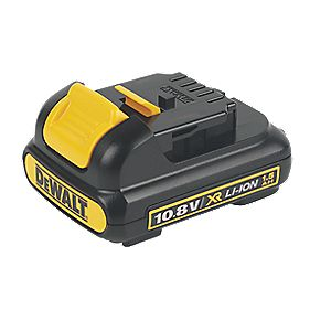DeWalt DCB123-XJ 10.8V 1.5Ah XR Li-Ion Battery