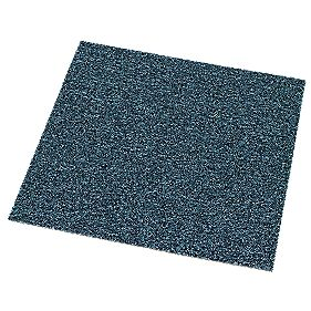 Heuga Saturn Commercial Carpet Tile Blue Pack of 20