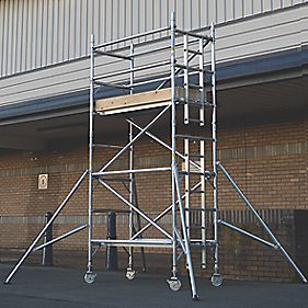 Lyte SF18NW27 Helix Narrow Width Industrial Tower 2.7m
