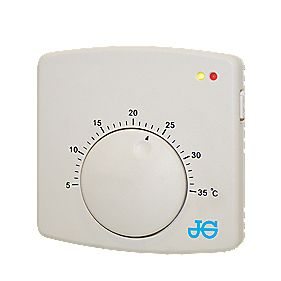 JG Speedfit JGDSSB 240V Room Thermostat