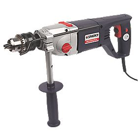 Sparky BBK 1100E 1100W Core Drill & Accessories 110V