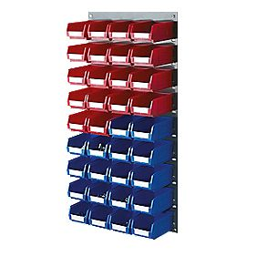 Medium Storage 36-Bin Kit