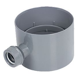 "100MM 4"" CONDENSATION TRAP"
