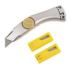 Stanley Titan Knife & Blade Pack