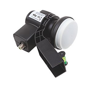 Triax Single Clip-On LNB