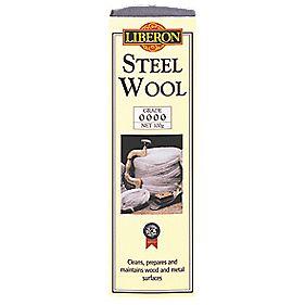 Liberon Steel Wool Ultrafine
