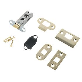 Carlisle Brass Tubular Mortice Latch Electro Brass 63mm