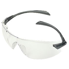 Stanley Premium Frameless Clear Lens Safety Specs