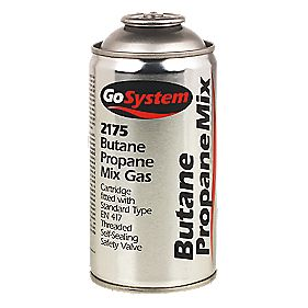 Butane Propane Mixed Gas Cartridge 170g