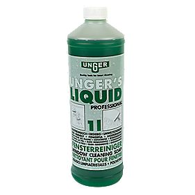 Unger Window Cleaning Liquid 1Ltr