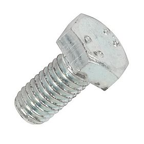 Easyfix BZP Set Screws M8 x 16mm Pack of 100