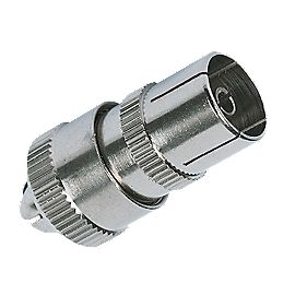Labgear Metal Coax Socket Pack of 10