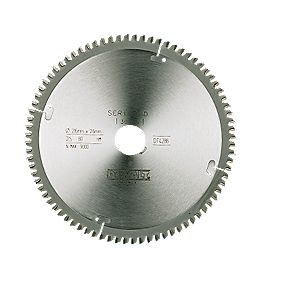 DeWalt 216x30mm 80T TCT Circular Saw Blade