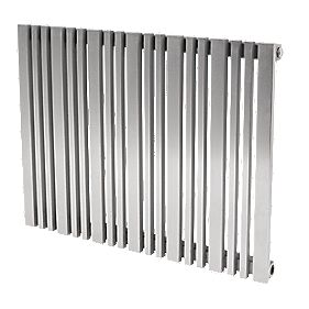 Reina Versa Stainless Steel Radiator H: 600 x W: 915mm