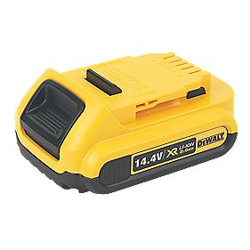 DeWalt DCB143-XJ 14.4V 2.0Ah Li-Ion Slide Pack Battery XR