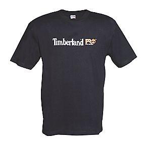 "Timberland Pro 306 T-Shirt Black Large 40-43"" Chest"