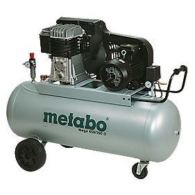 Metabo MEGA 650 200Ltr Air Compressor 400V