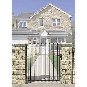 Metpost Wenlock Wenlock Ball Top Gate 810 x 900mm