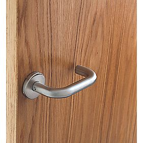 Eclipse Mortice Knob Pack Satin Stainless Steel