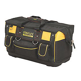 Stanley FatMax Open Mouth Rigid Tool Bag 18""