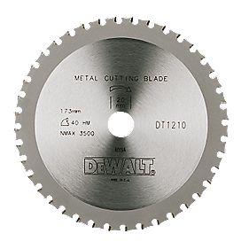 DeWalt 173x20mm 40T TCT Circular Saw Blade