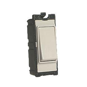 Varilight Z2DG202SW 20A 2-Way Switch White