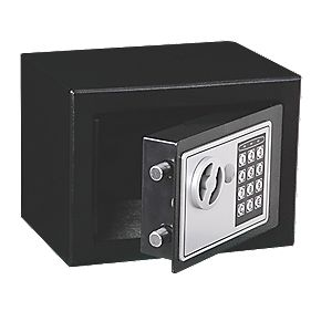 17EF Electronic Safe 4.5Ltr
