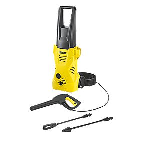 Karcher K2 110bar Pressure Washer 1.4kW 240V