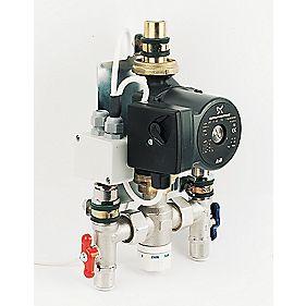 JG Speedfit Warm Water Underfloor Heating Unit