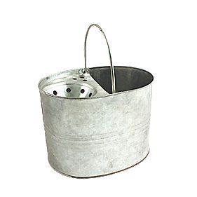 Steel Bucket Steel 9Ltr