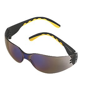 CAT Track Safety Spec Blue Lens