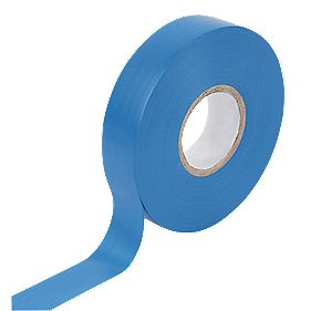 WorkPro Insulation Tape Blue 19mm x 33m