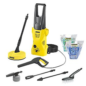 Karcher K2 Home & Car 110bar Pressure Washer 1.4W 240V