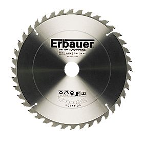 Erbauer TCT Circular Saw Blade 64T 216x30mm