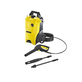 Karcher K4 Compact 130bar Pressure Washer 1.8kW 240V