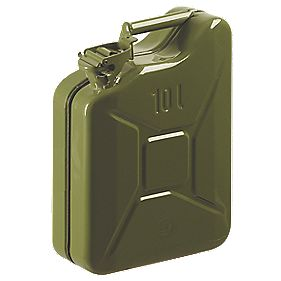 Jerry Can Olive Green 10Ltr