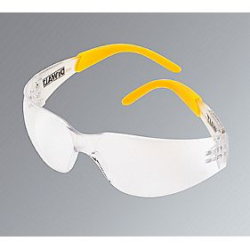 DeWalt Protector Clear Lens Safety Specs