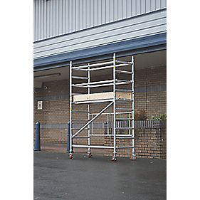 Lyte LIFT1.6 Folding Work Tower System 1.6m Platform