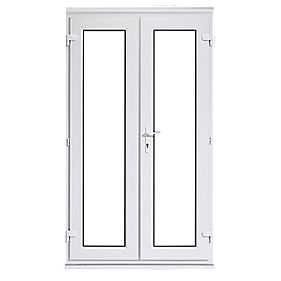 Ellbee uPVC French Door 1190 x 2090mm