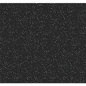 Apollo Magna Black Velvet Splashback 600 x 750 x 6mm