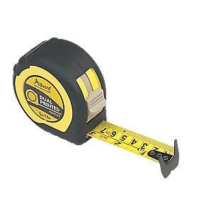 Advent Dual-Printed Blade Tape Measure 5m x 25mm
